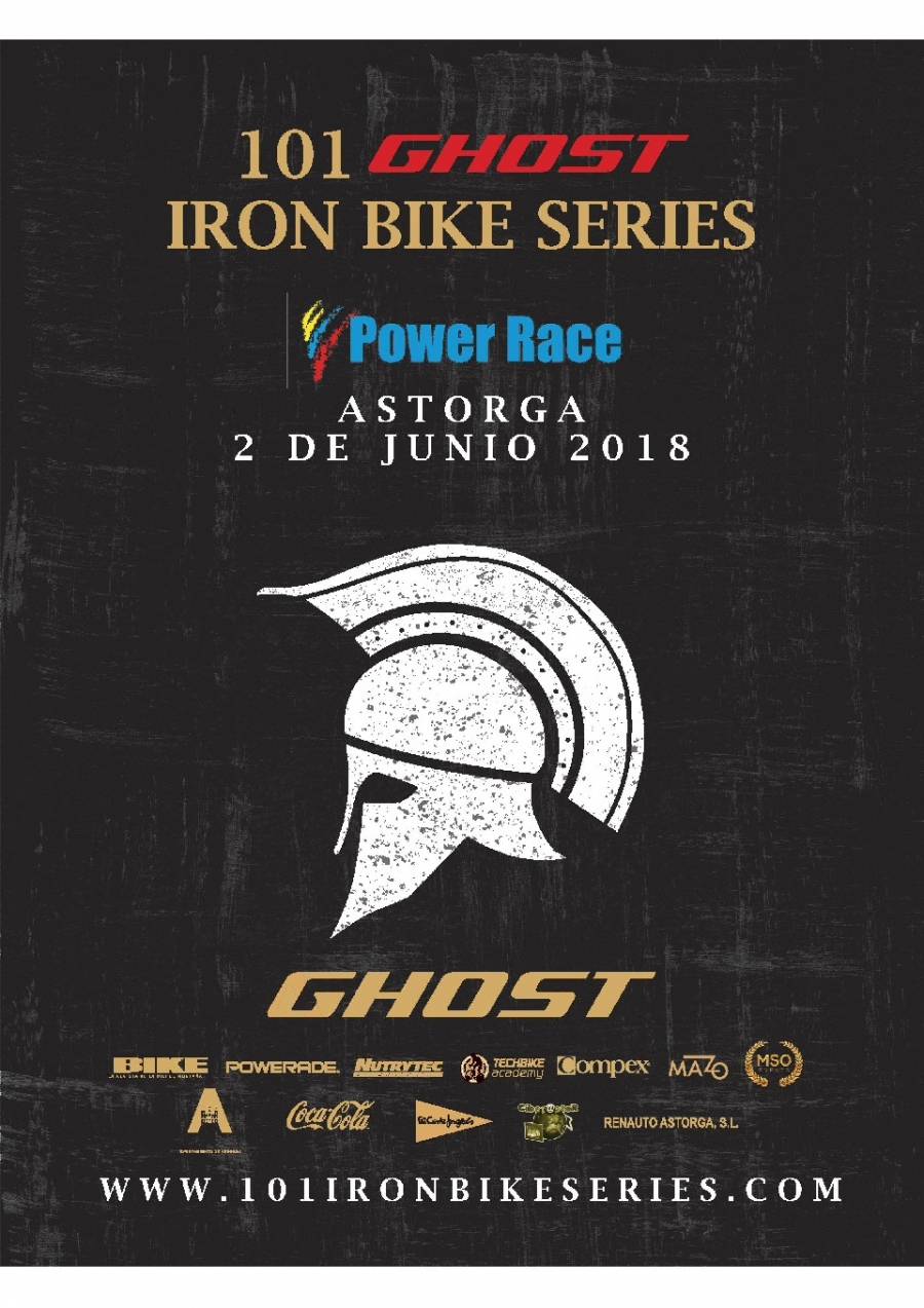 Abiertas inscripciones de la 101 Power Race Ghost Astorga 2018