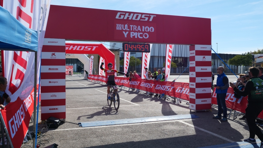 Resultados III Ultra 100Ypico Ghost Iron Bike Series Lorca 2018