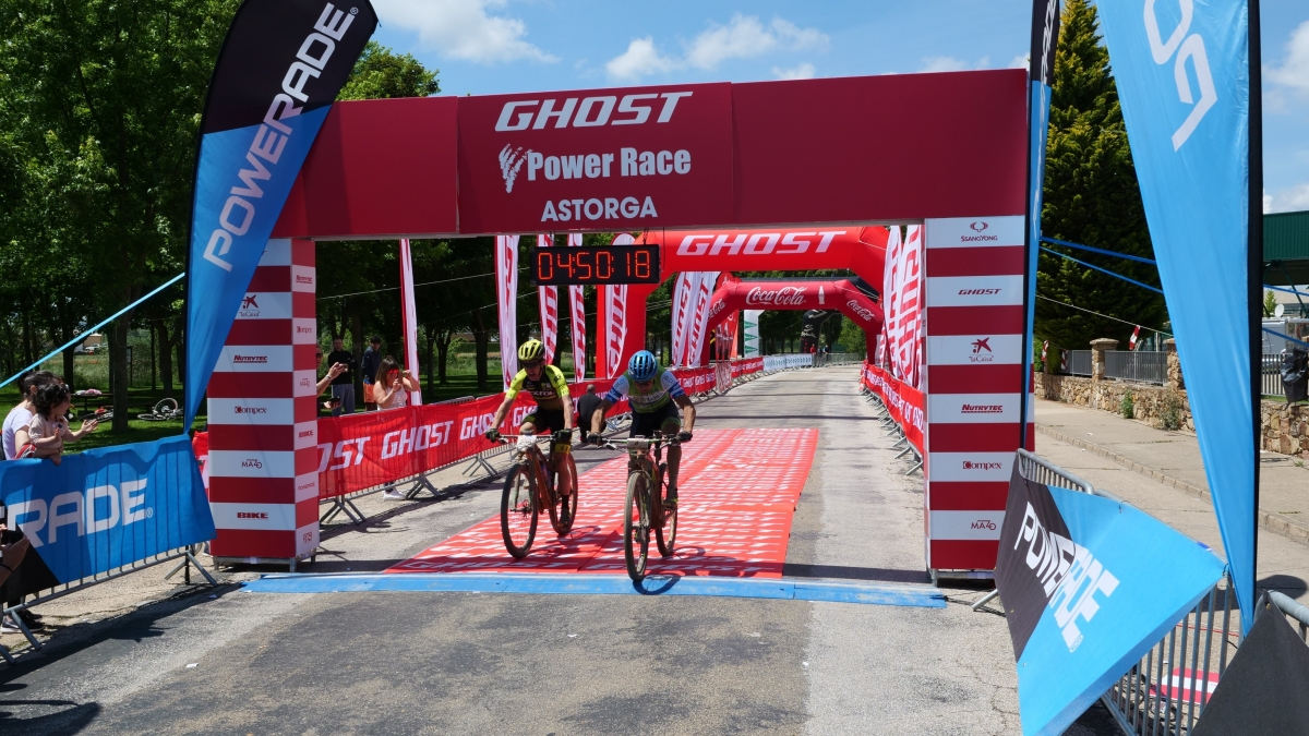 Resultados 101 Ghost Power Race Astorga 2018